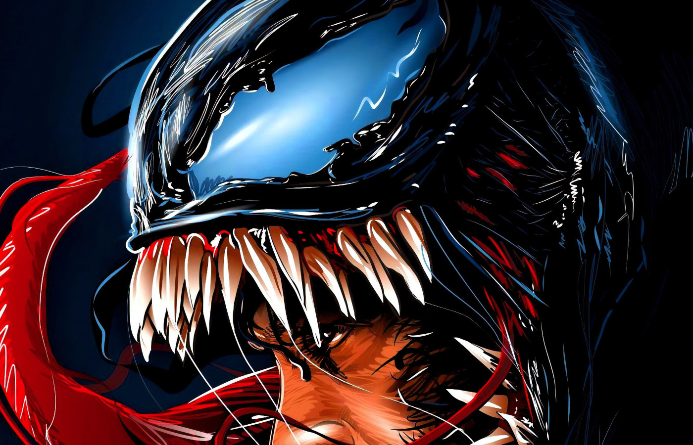 Venom Wallpaper 4k 2928498 Hd Wallpaper Backgrounds Download