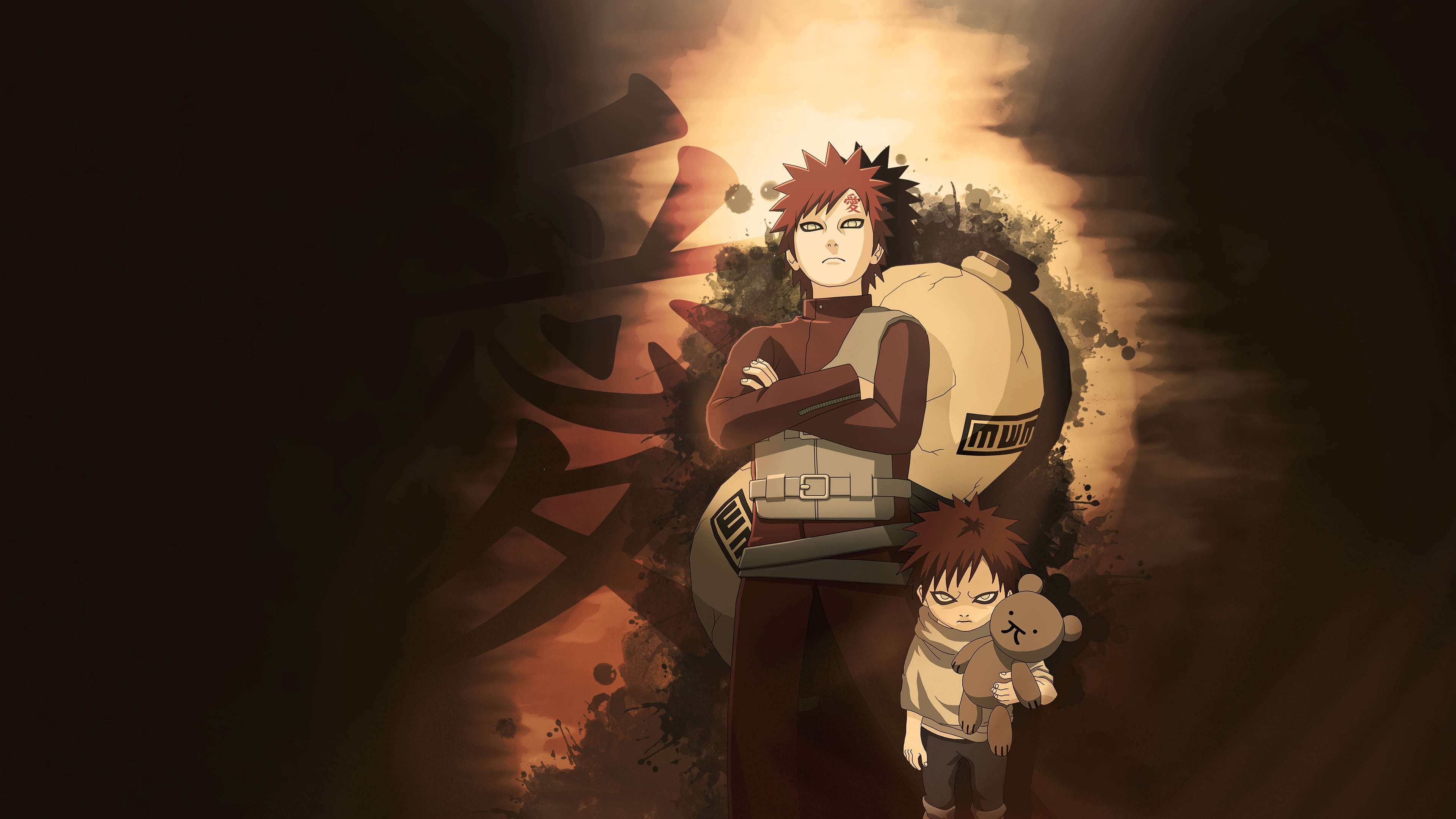 Naruto Gaara Uhd 4k Wallpaper Shippuden Ultimate Ninja Storm 2 2929635 Hd Wallpaper Backgrounds Download