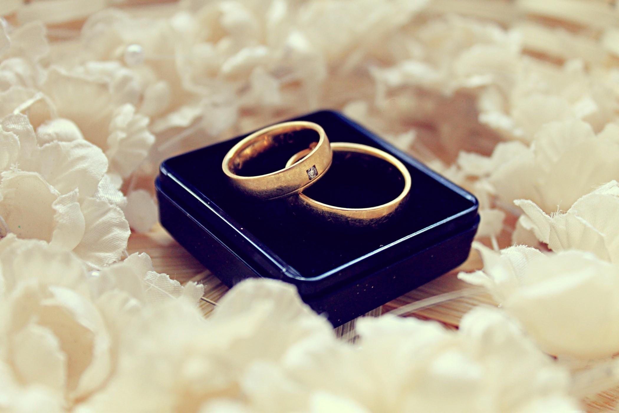 Wedding Rings , HD Wallpaper & Backgrounds