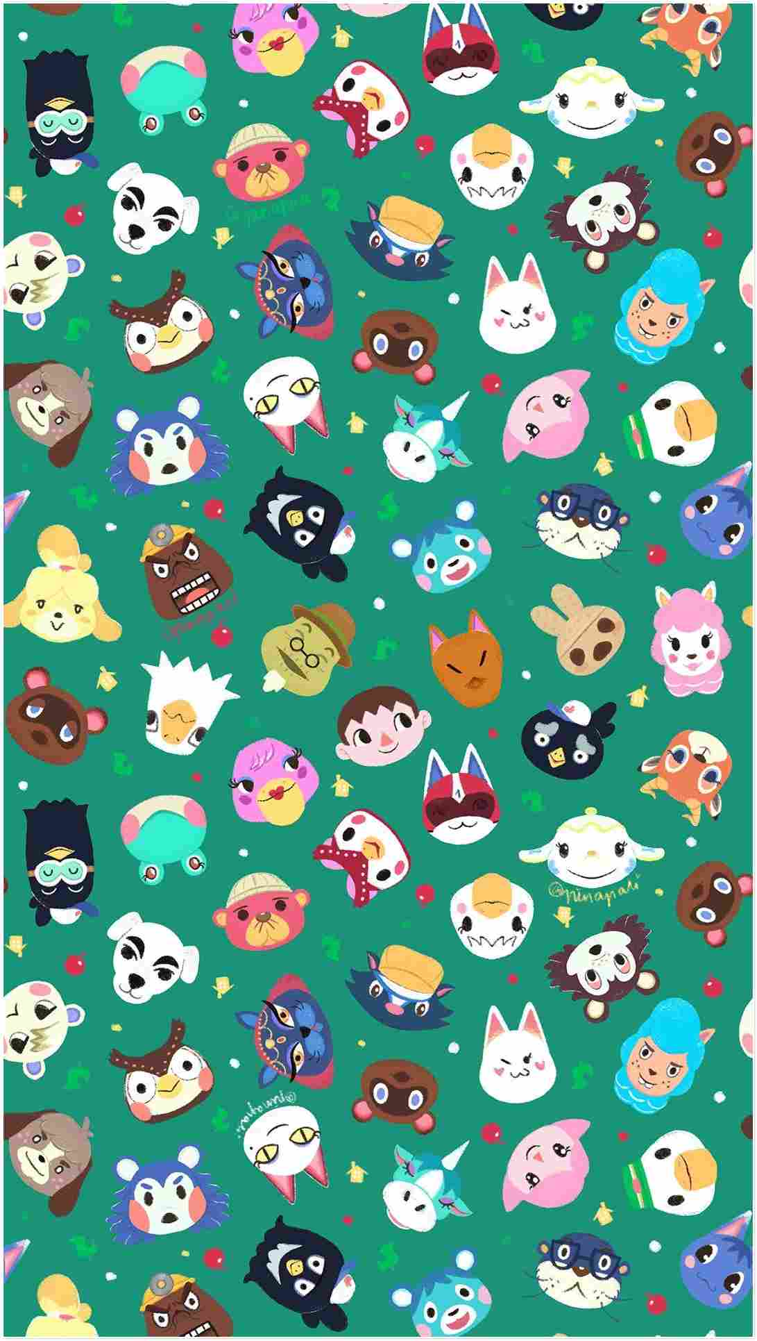 Awesome Animal Crossing Wallpaper Download Free Our - Animal Crossing Wallpaper Iphone , HD Wallpaper & Backgrounds
