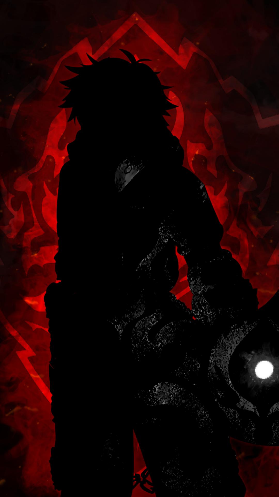Dark Anime Wallpaper 4k , HD Wallpaper & Backgrounds