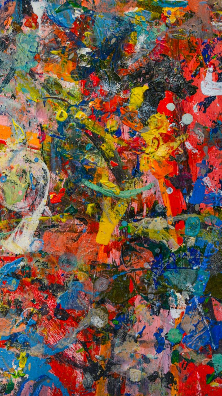 Wallpaper Painting Art - Qhd Wallpaper Art , HD Wallpaper & Backgrounds