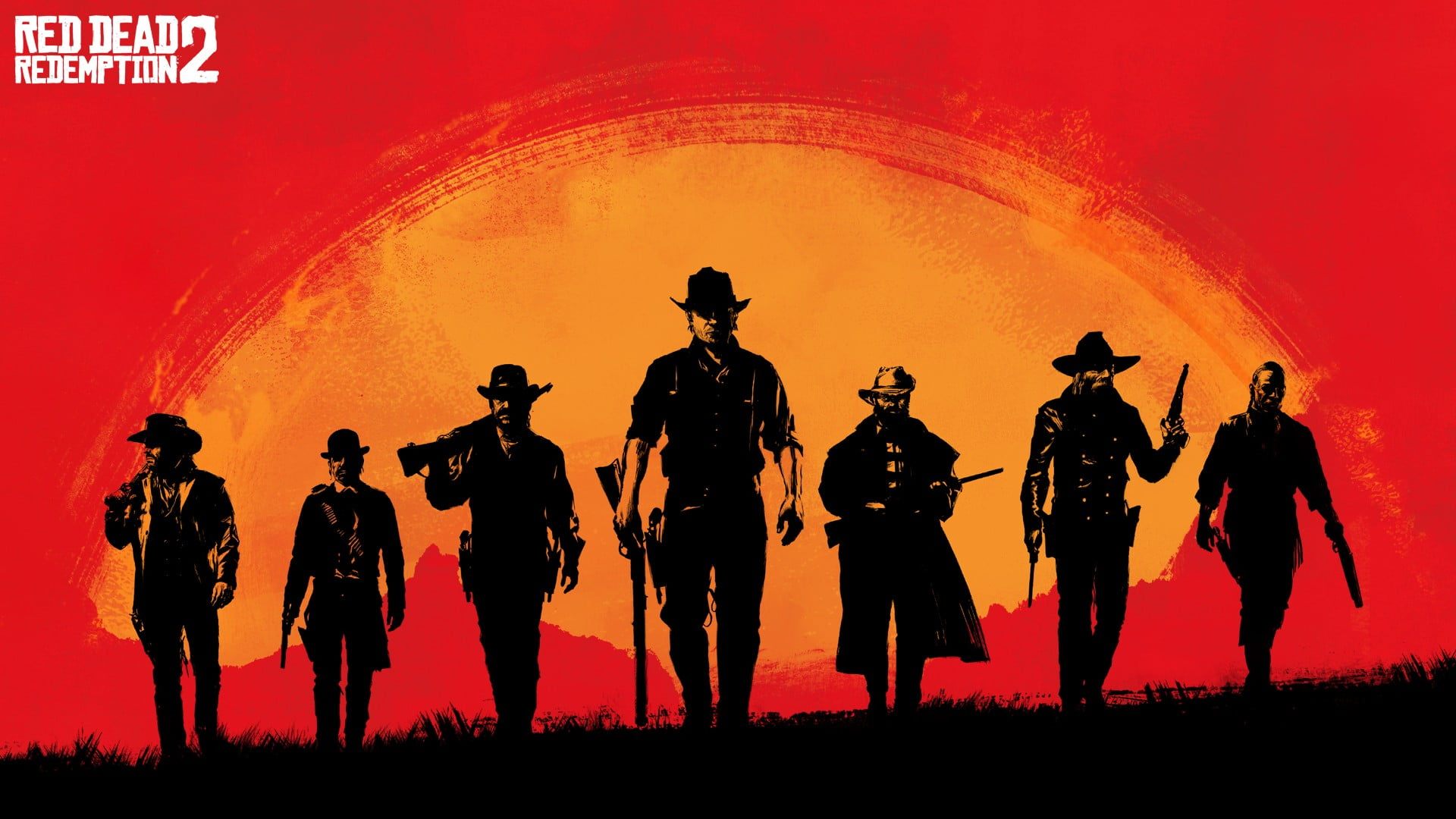 Rockstar News Red Dead Redemption 2 , HD Wallpaper & Backgrounds