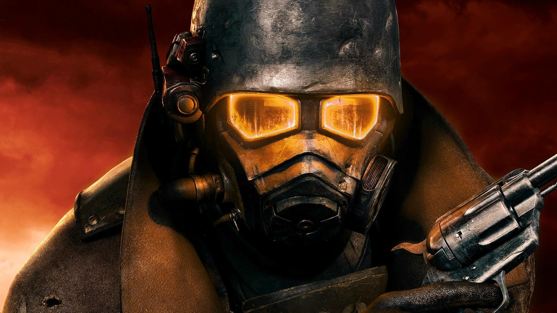 Collection Of Cool Game Backgrounds On Hdwallpapers - Fallout New Vegas Ncr Ranger , HD Wallpaper & Backgrounds