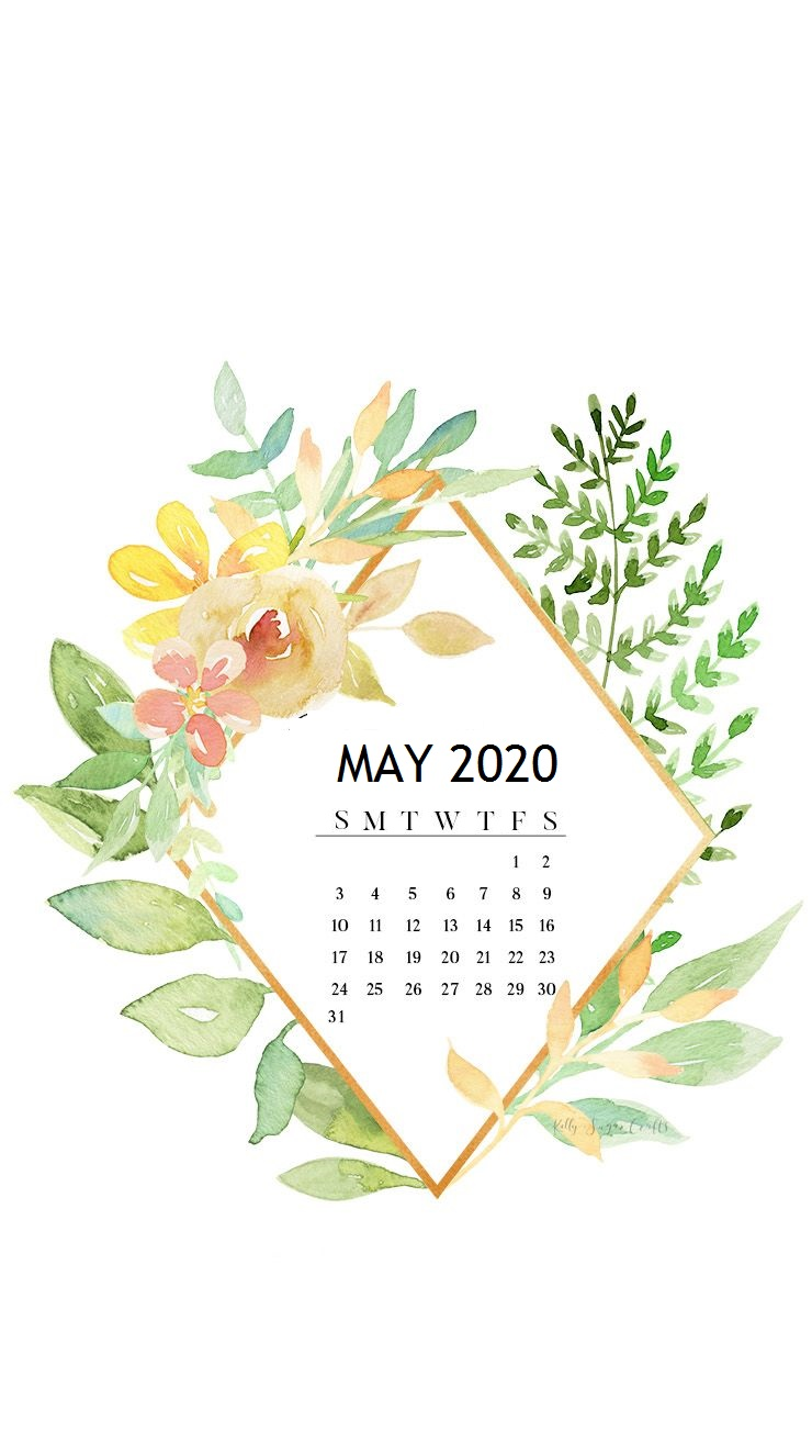 Iphone May 2020 Background - May 2020 Wallpaper Calendar , HD Wallpaper & Backgrounds