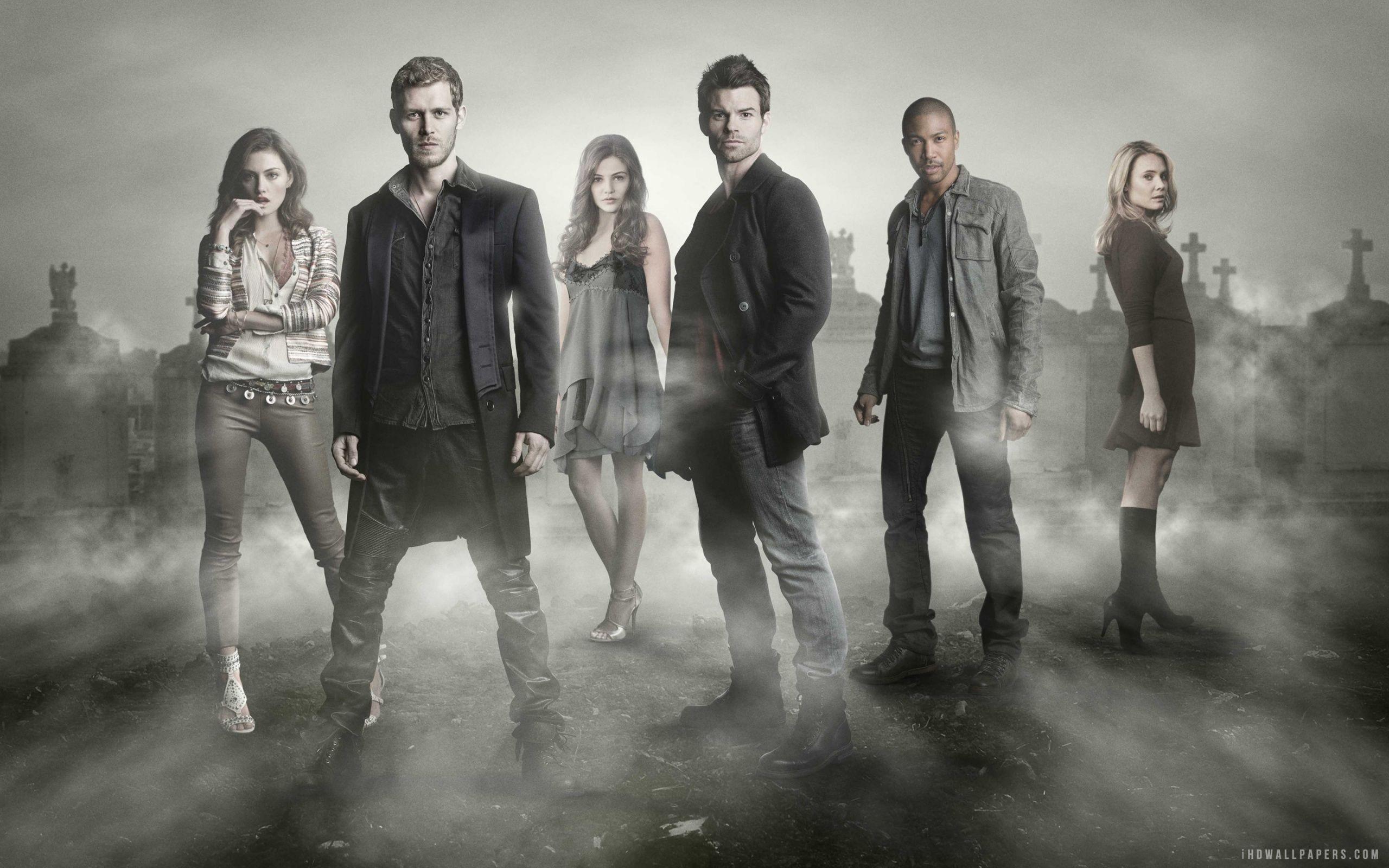 The Originals Season Wallpaper The Originals Season - Originals Wallpapers Hd , HD Wallpaper & Backgrounds