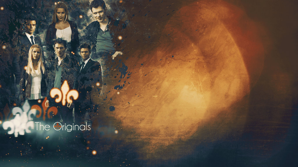 The Originals Wallpaper Hd The Originals By Super Fan - Originals Wallpaper Fan Art , HD Wallpaper & Backgrounds