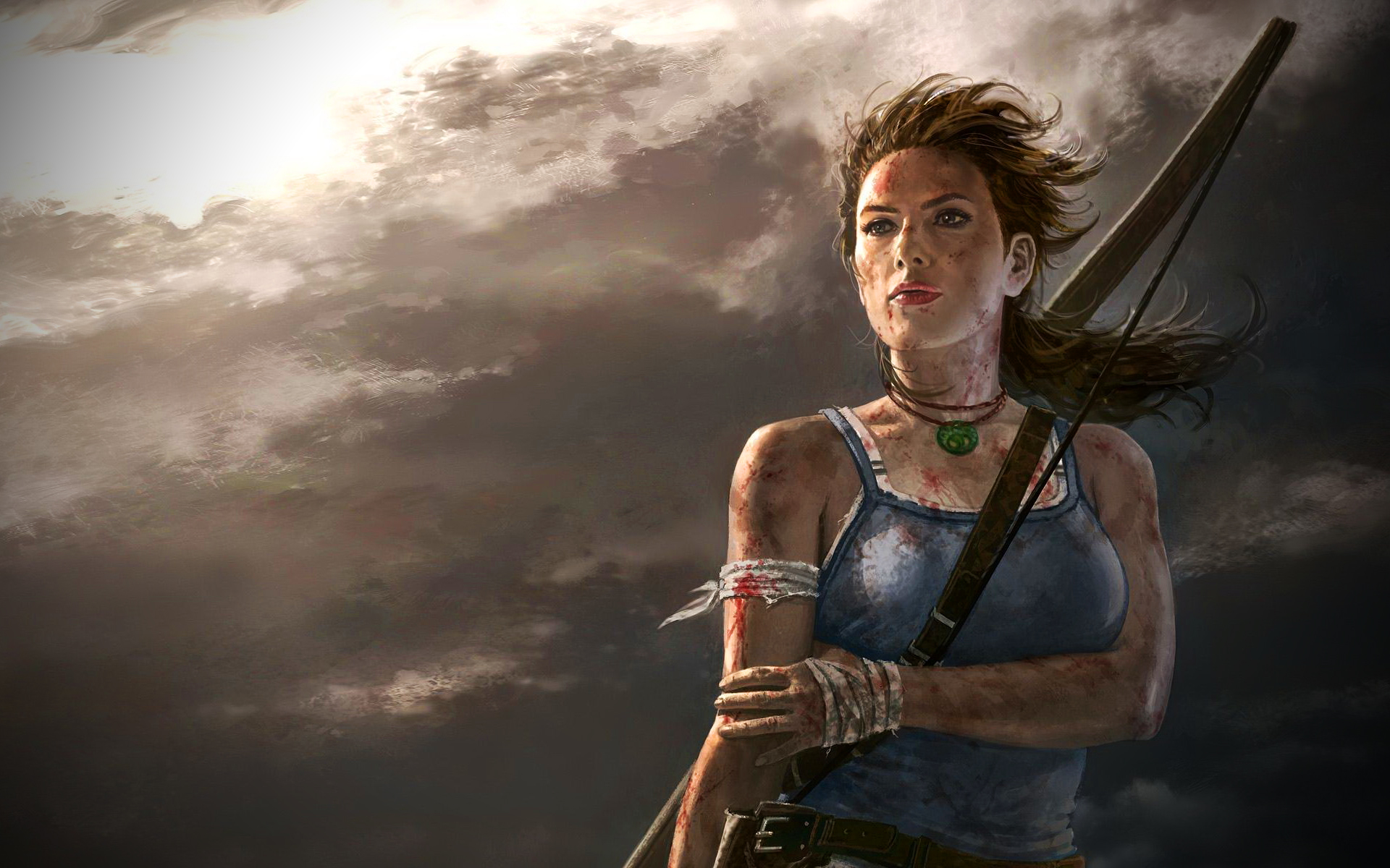 Tomb Raider - Tomb Raider Hd , HD Wallpaper & Backgrounds