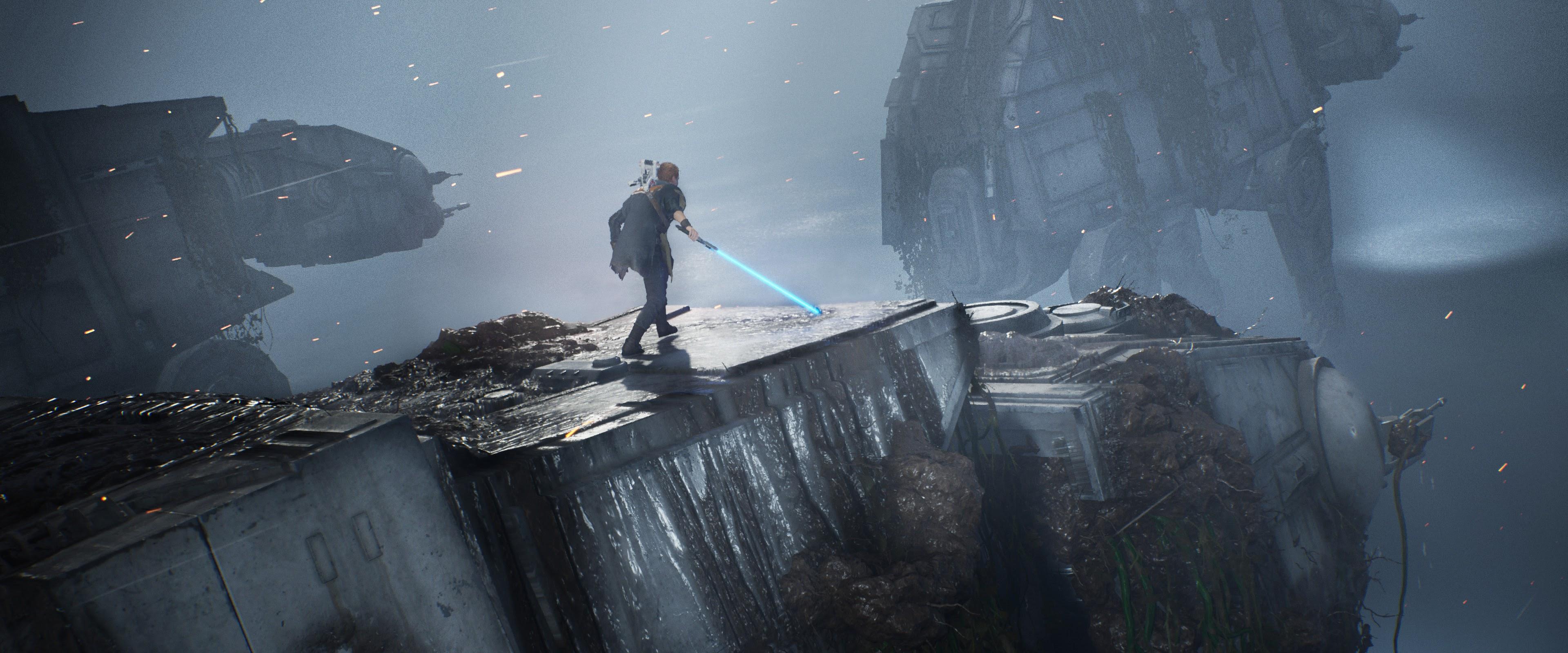 Star Wars Jedi Fallen Order 4k Wallpaper Star Wars Jedi Fallen Order 2941446 Hd Wallpaper Backgrounds Download