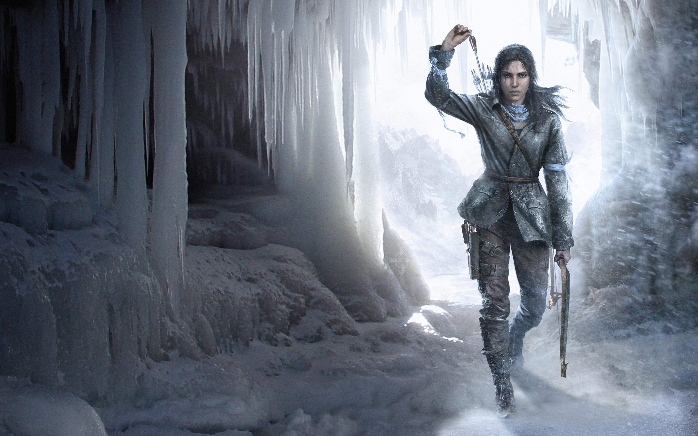 Rise Of The Tomb Raider Pics, Video Game Collection - Rise Of The Tomb Raider , HD Wallpaper & Backgrounds