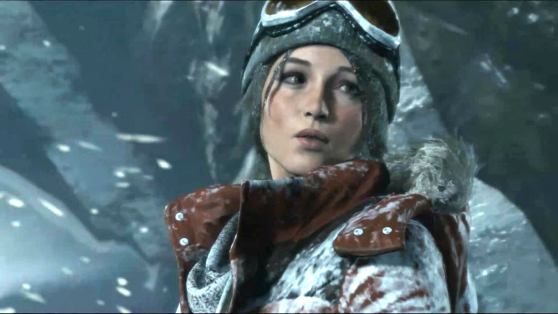 Rise Of The Tomb Raider Wallpaper Hd - Rise Of Tomb Raider Lara , HD Wallpaper & Backgrounds