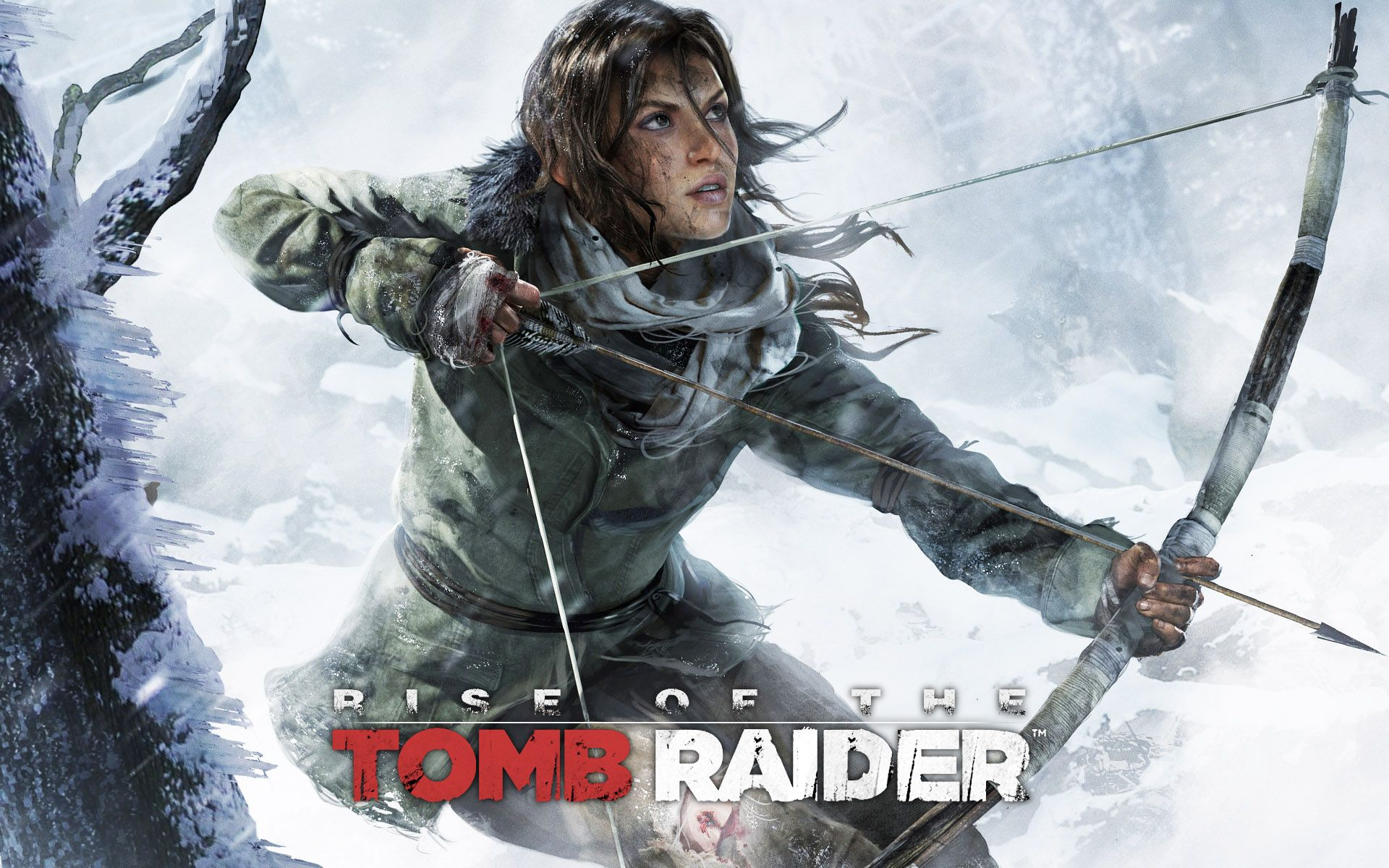 Rise Of The Tomb Raider Lara Badass , HD Wallpaper & Backgrounds