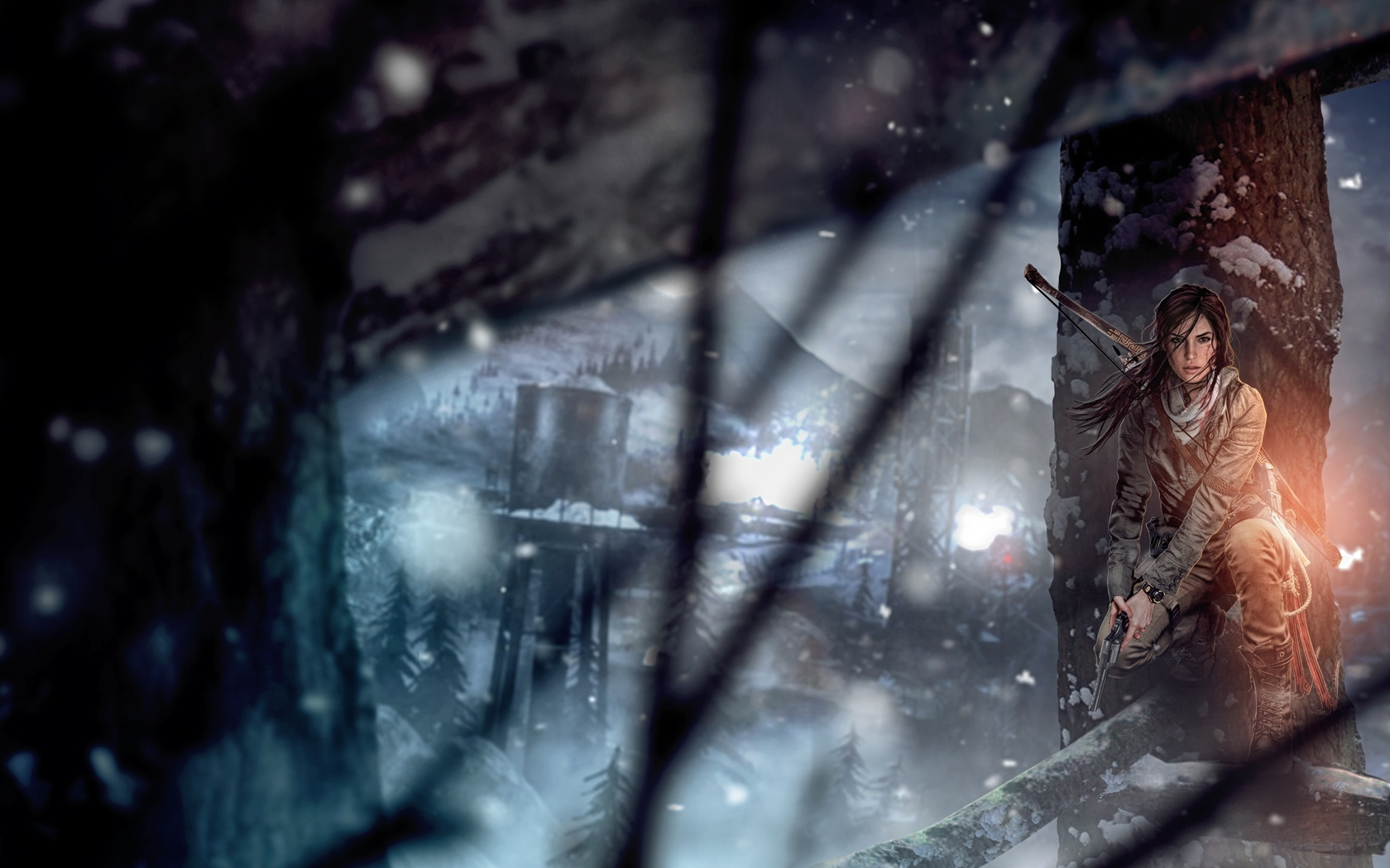 Tomb Raider , HD Wallpaper & Backgrounds