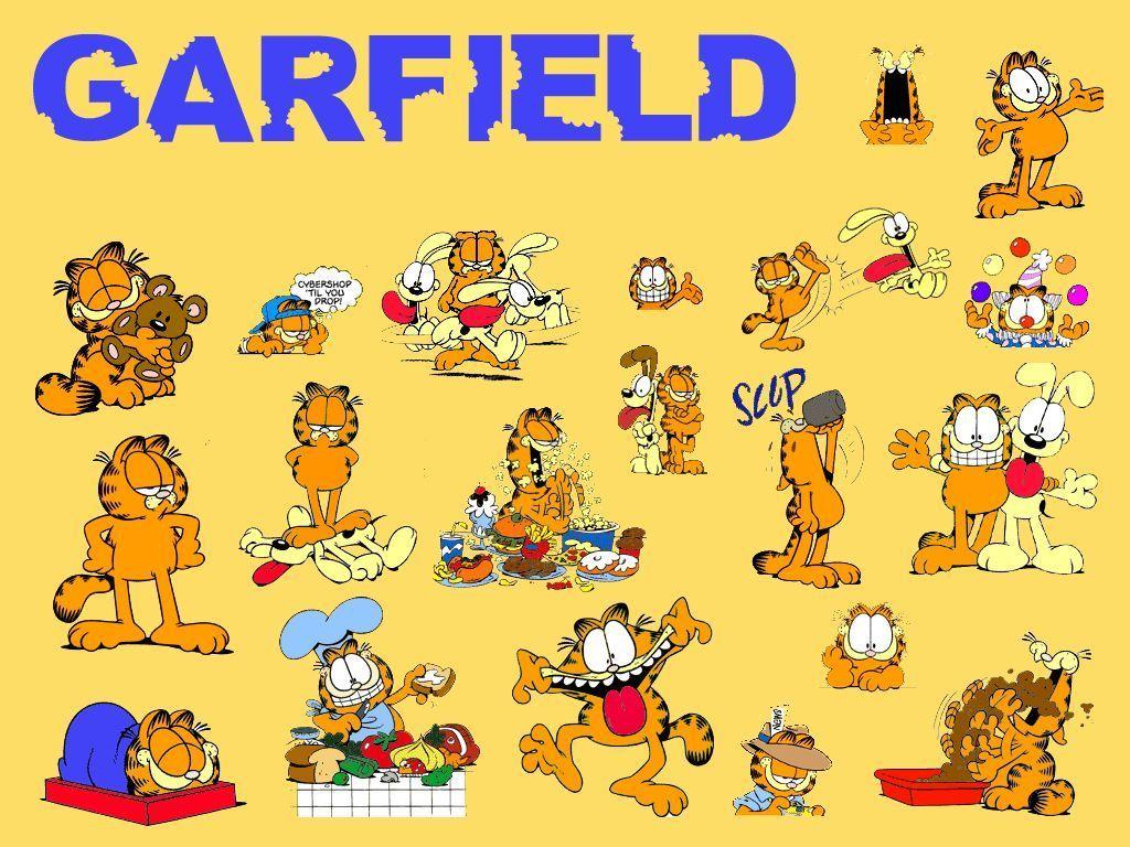 Garfield 2947808 Hd Wallpaper Backgrounds Download