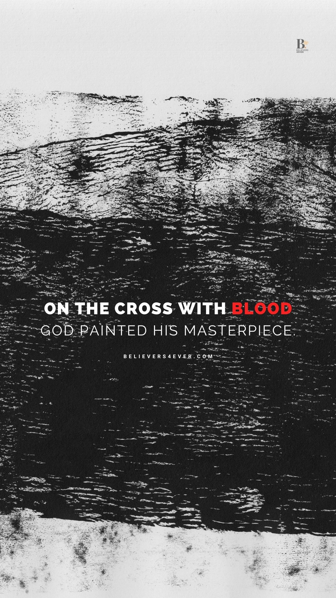 On The Cross With Blood God Painted His Masterpiece - Crossroads Community Church , HD Wallpaper & Backgrounds