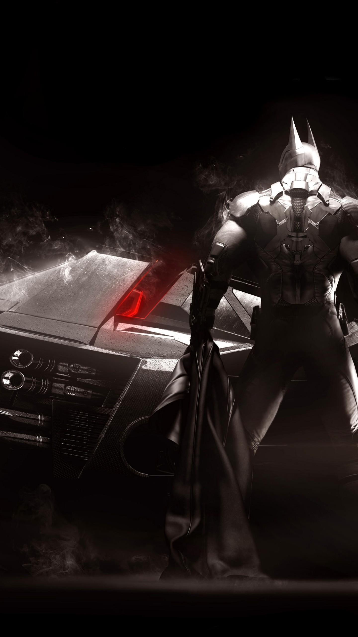 Arkham Knight Batman , HD Wallpaper & Backgrounds
