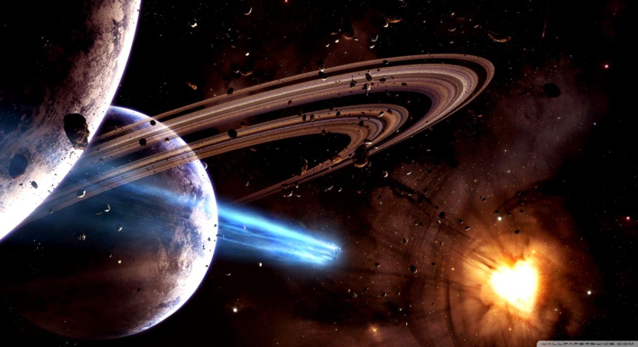 Planets Universe 4 ❤ 4k Hd Desktop Wallpaper For 4k - Ultra Hd Universe Wallpaper 4k , HD Wallpaper & Backgrounds