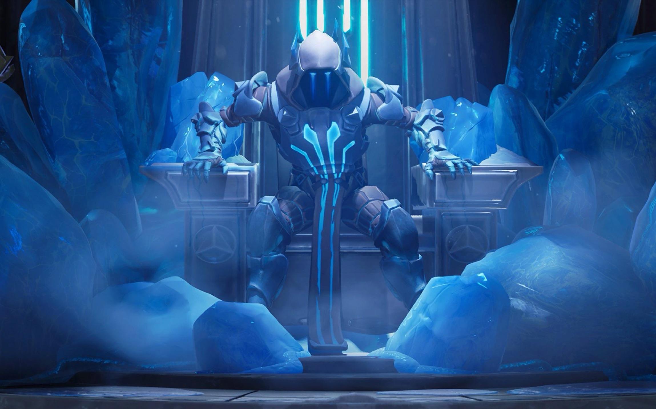 Cool Ice King Hd Background Fortnite Season 7 4505 Fortnite Wallpaper Ice King 2956337 Hd Wallpaper Backgrounds Download
