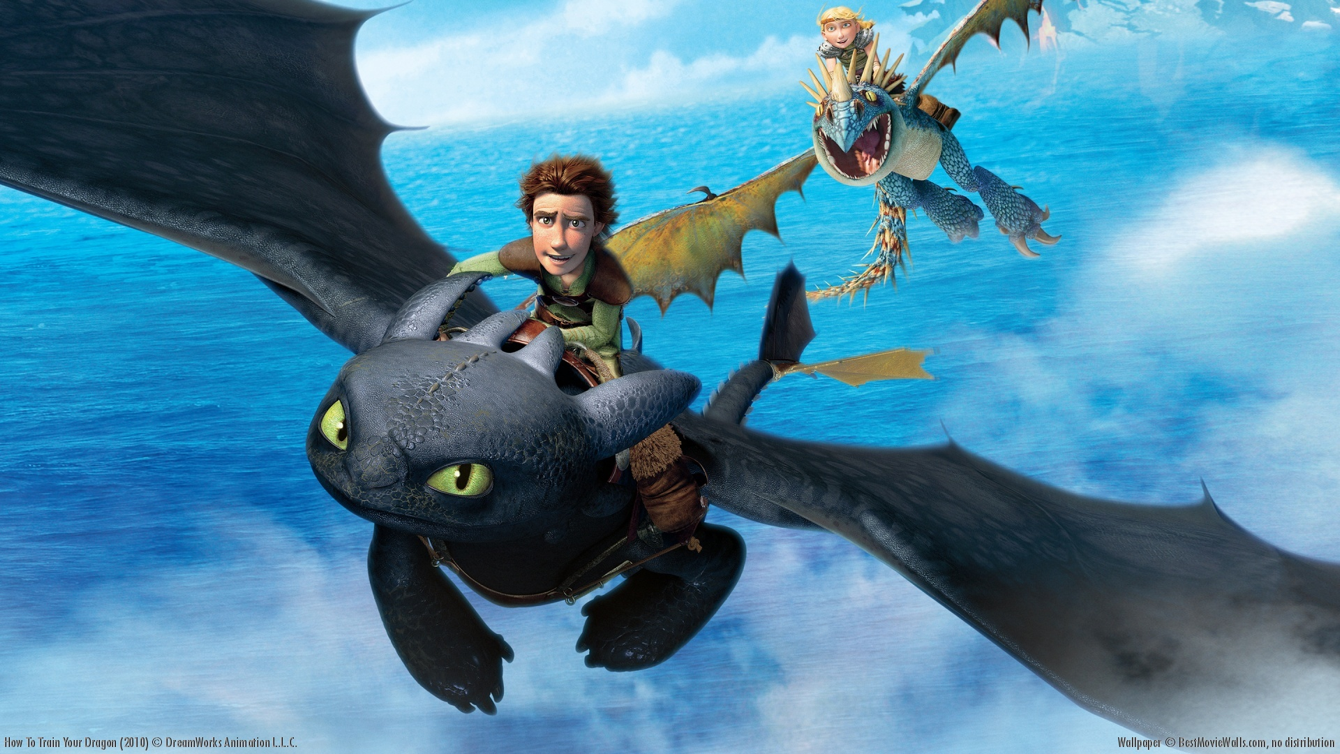 How To Train Your Dragon Wallpaper Train Your Dragon 2010 2961144 Hd Wallpaper Backgrounds Download
