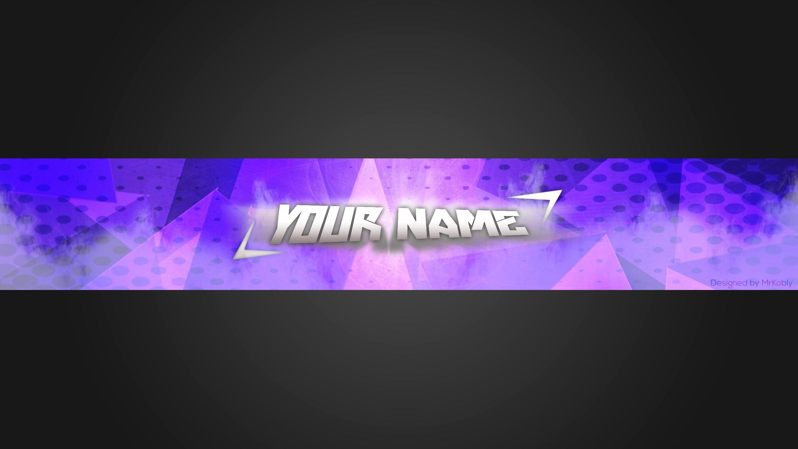 Youtube Banner Wallpaper In Youtube Banner Template - 2560 X 1440 Youtube Banner , HD Wallpaper & Backgrounds