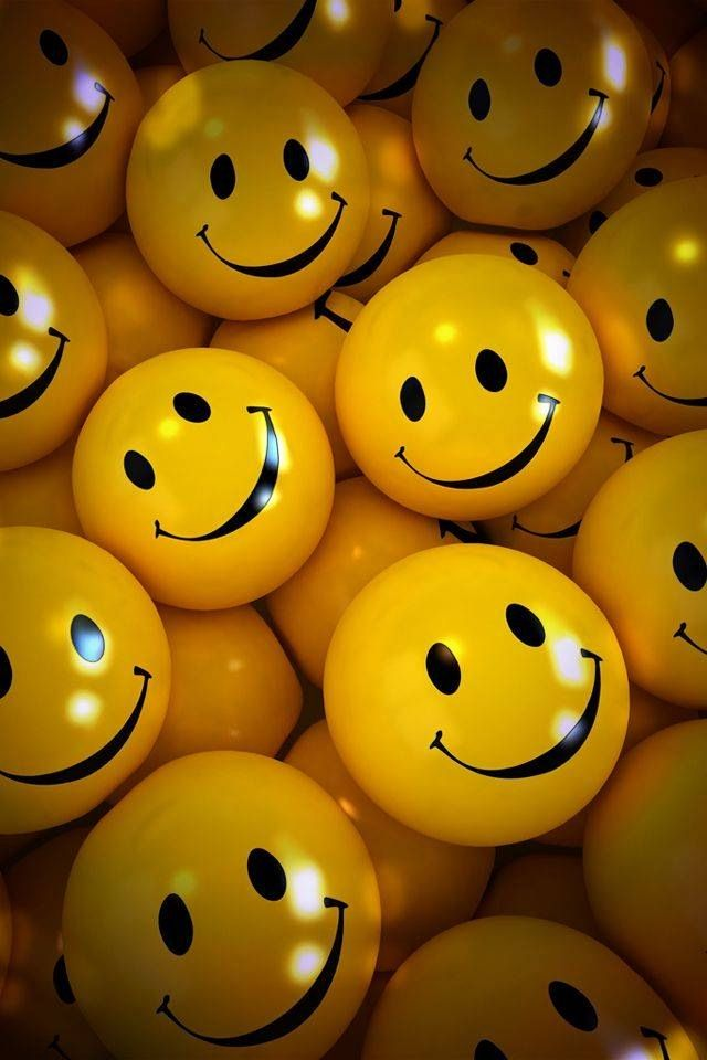 Smiley Face , HD Wallpaper & Backgrounds