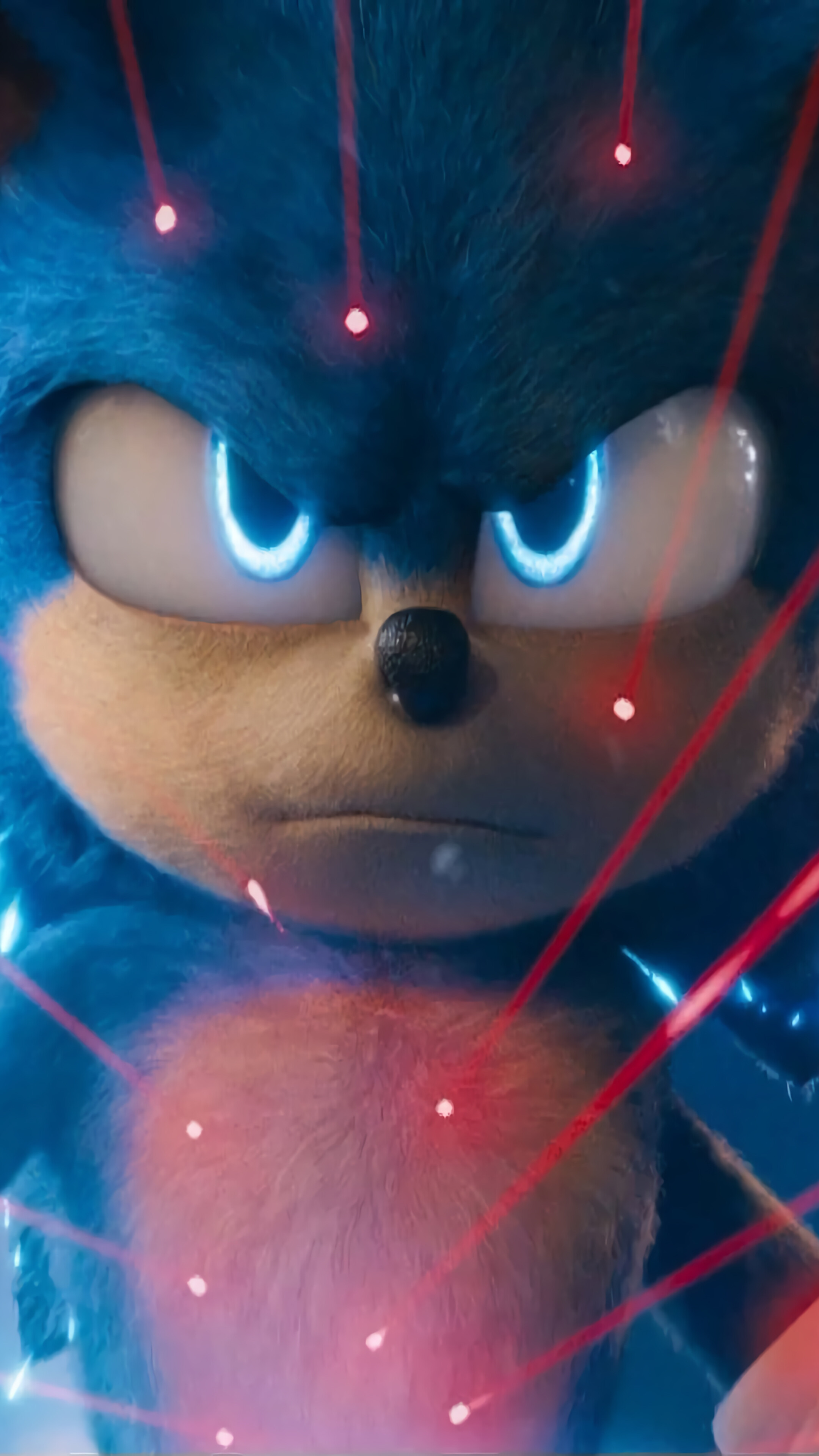 Sonic The Hedgehog Movie Wallpaper 4k 2964685 Hd Wallpaper Backgrounds Download