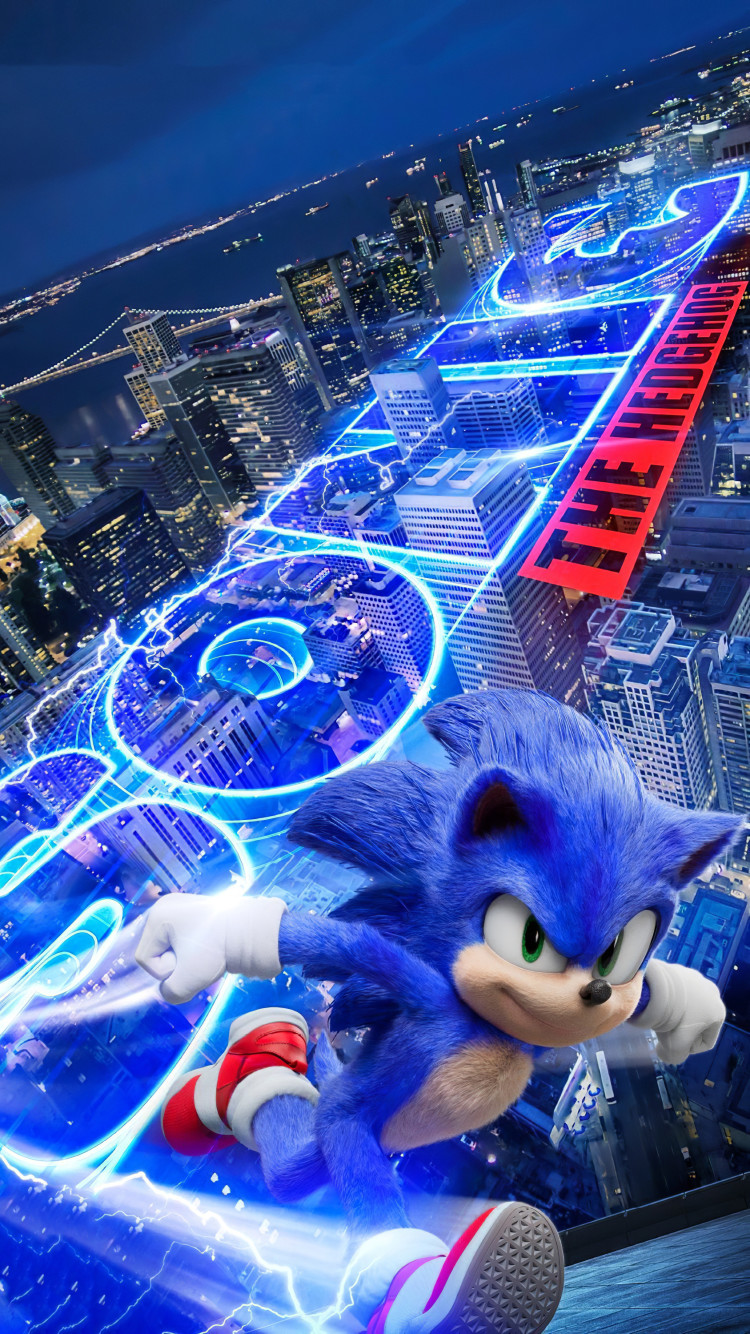 Sonic The Hedgehog 2020 2965167 Hd Wallpaper Backgrounds Download