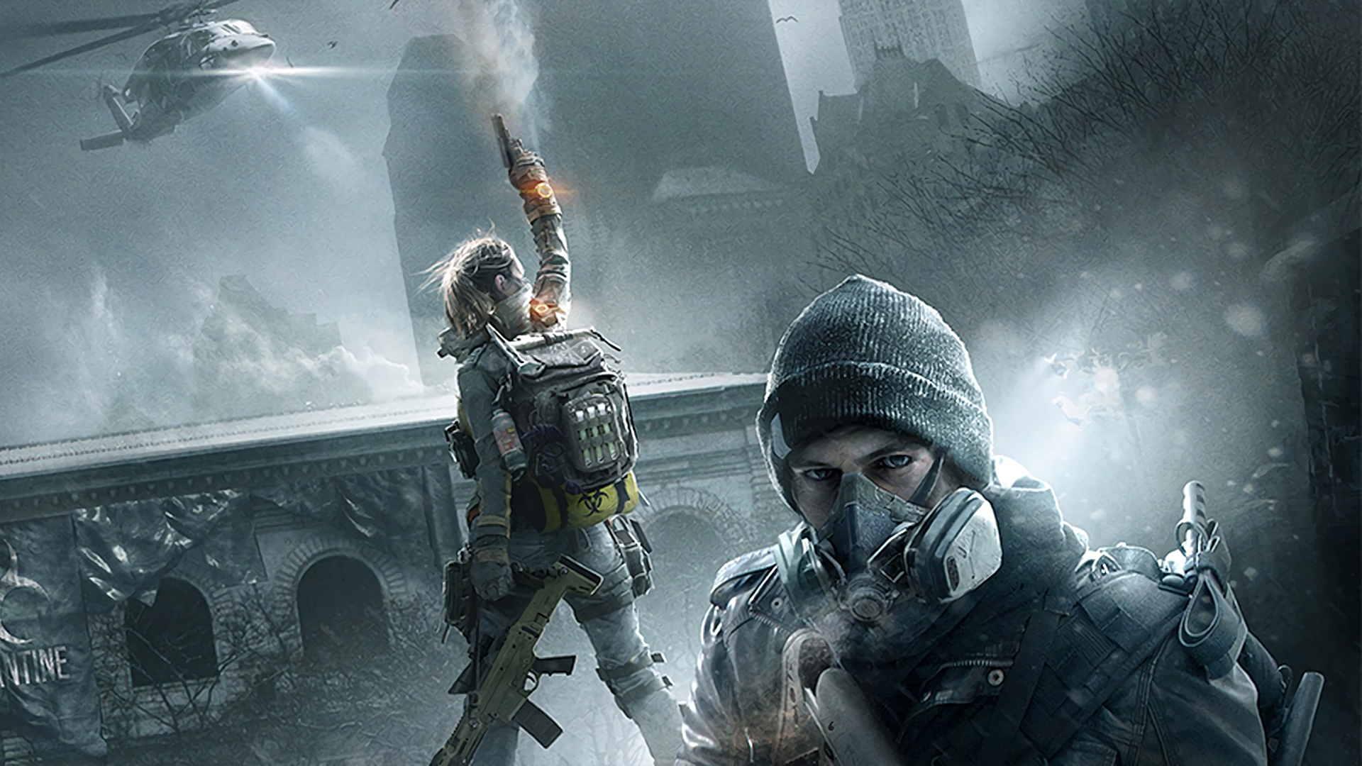 The Division Wallpaper Px, - Tom Clancy's The Division Обои , HD Wallpaper & Backgrounds