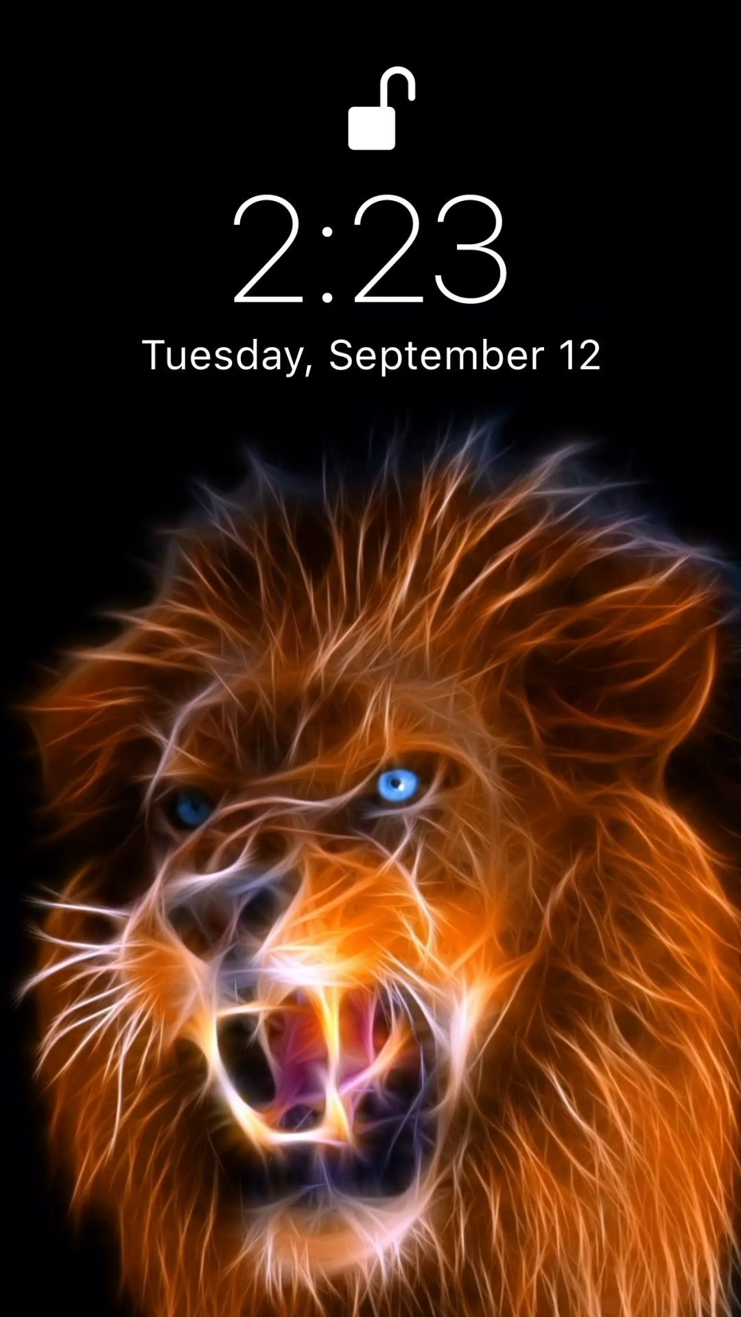 Lion Live Wallpaper , HD Wallpaper & Backgrounds