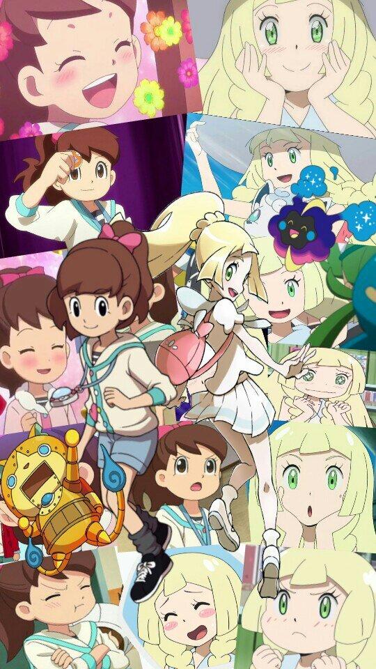 User Uploaded Image - Yo Kai Watch Katie Fanart , HD Wallpaper & Backgrounds