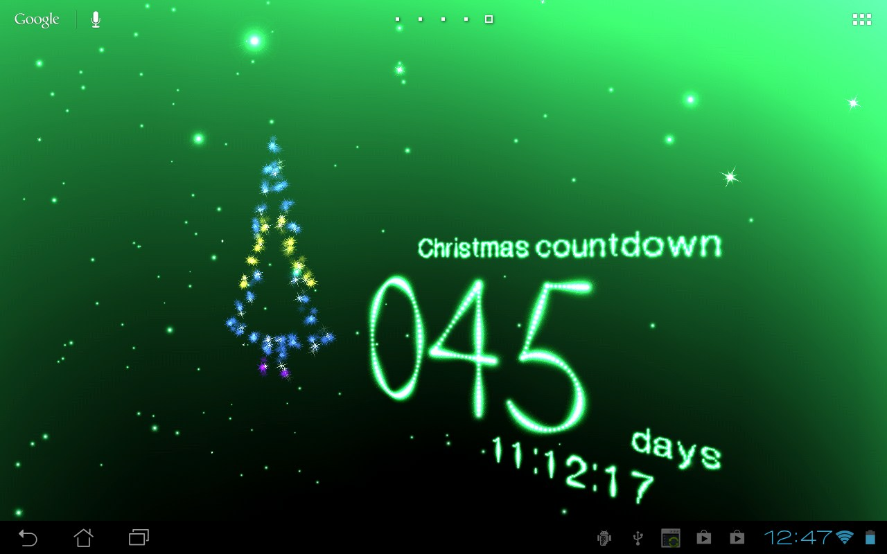 Live Christmas Countdown Desktop Wallpaper 1280x800 Christmas Countdown Wallpaper For Pc 2017 2967921 Hd Wallpaper Backgrounds Download