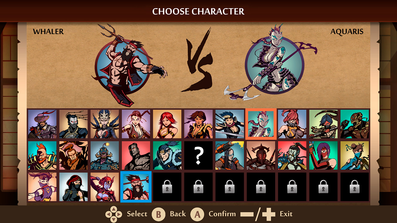 Shadow Fight 2 Character Names , HD Wallpaper & Backgrounds
