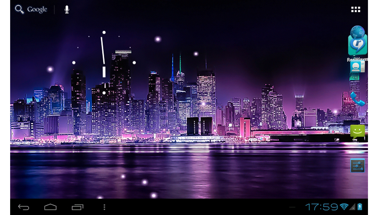 Amazing City Live Wallpaper Android Apps On Google - City Live , HD Wallpaper & Backgrounds