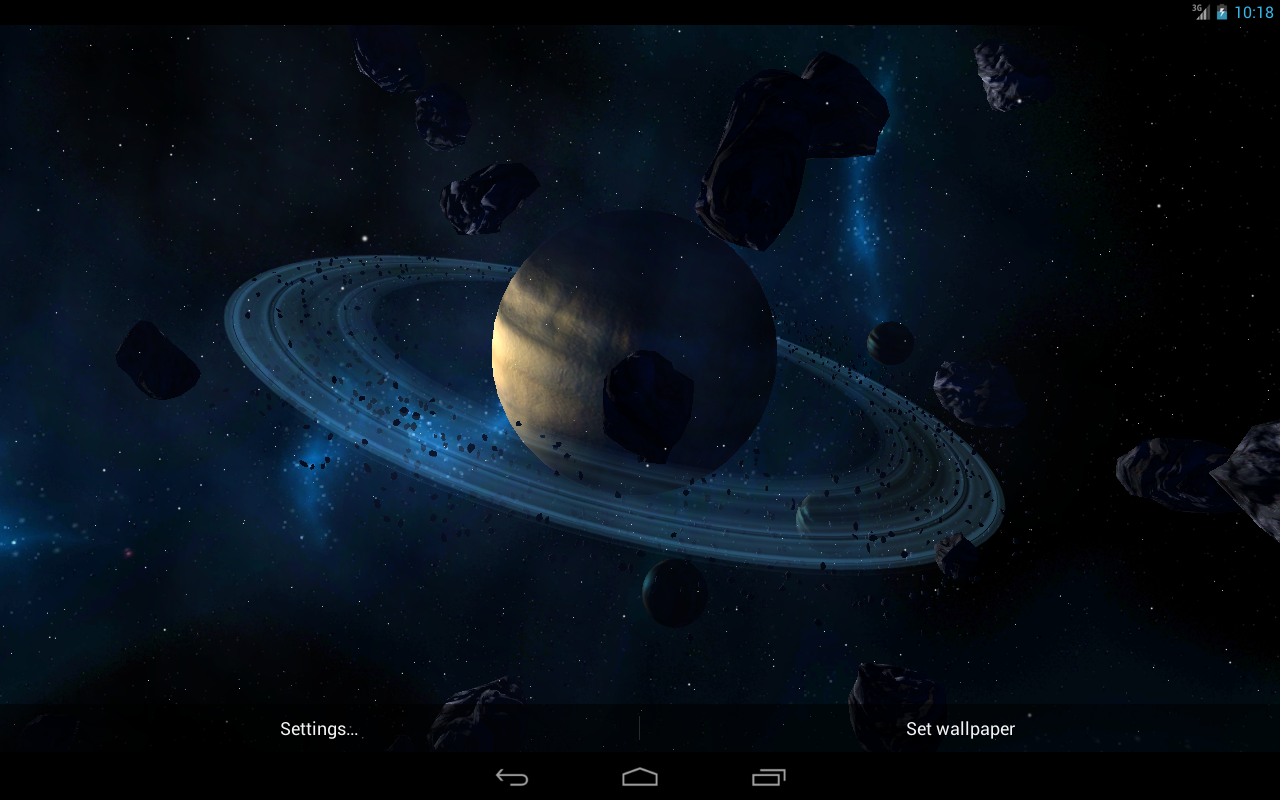 Space Live Wallpaper - Outer Space , HD Wallpaper & Backgrounds
