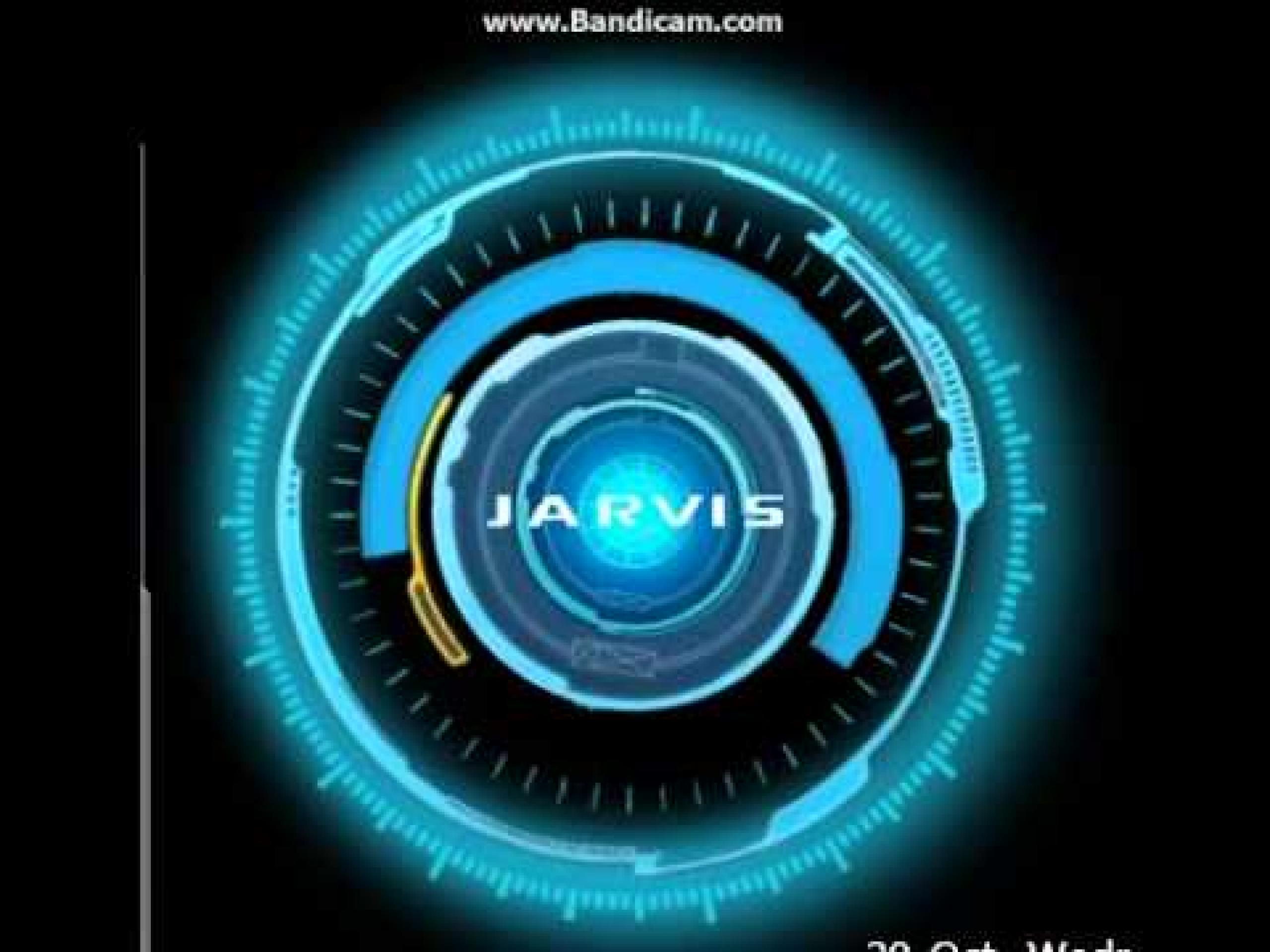 Animated Jarvis Wallpaper Circle 2971282 Hd Wallpaper Backgrounds Download