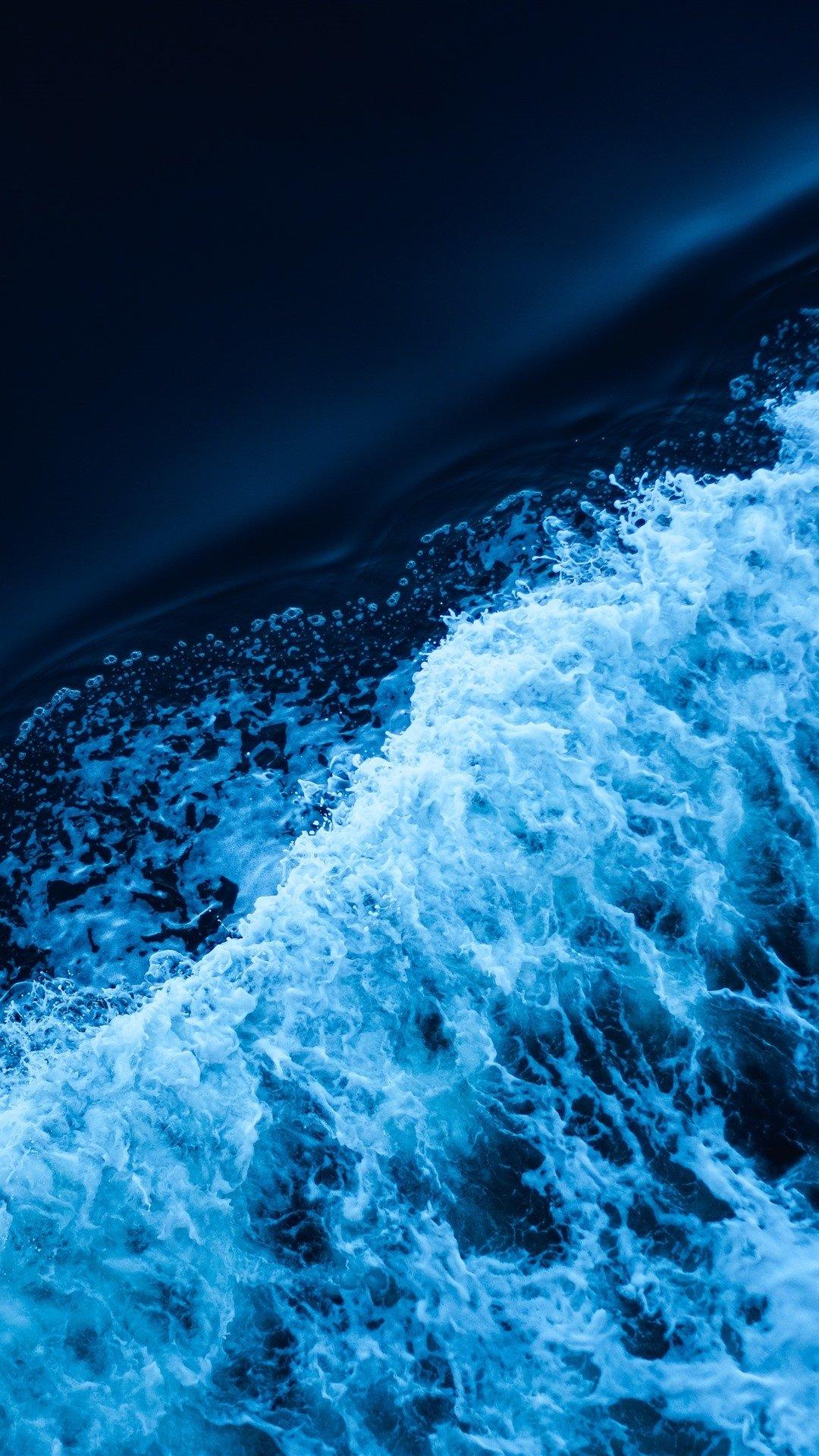 Amoled Sea , HD Wallpaper & Backgrounds