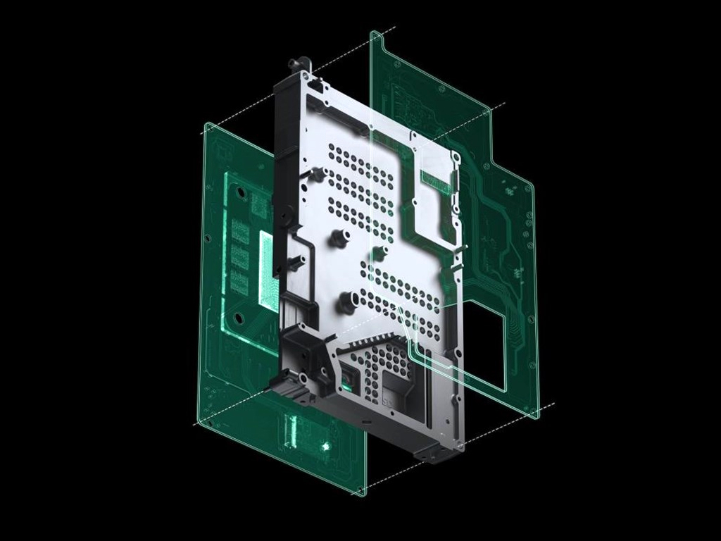 Xbox Series X - Xbox Series X Pcb , HD Wallpaper & Backgrounds