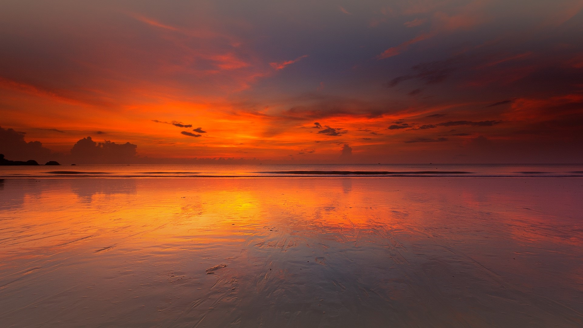 Kuantan Pahang Malaysia Sunset , HD Wallpaper & Backgrounds