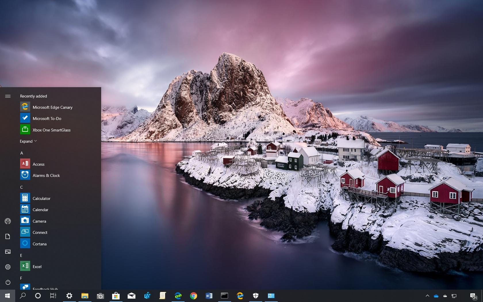 Beautiful Norway Theme For Windows - Beautiful Win 10 Theme , HD Wallpaper & Backgrounds