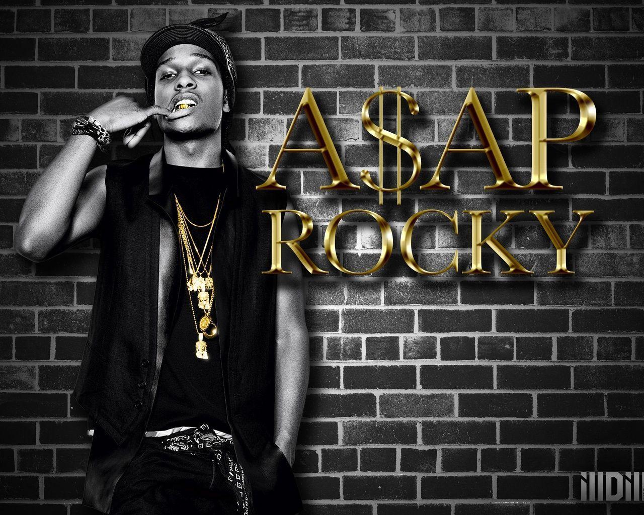 Asap Rocky, Rapper, Singer, Rakim Mayers, Rap, Hip - A$ap Rocky , HD Wallpaper & Backgrounds