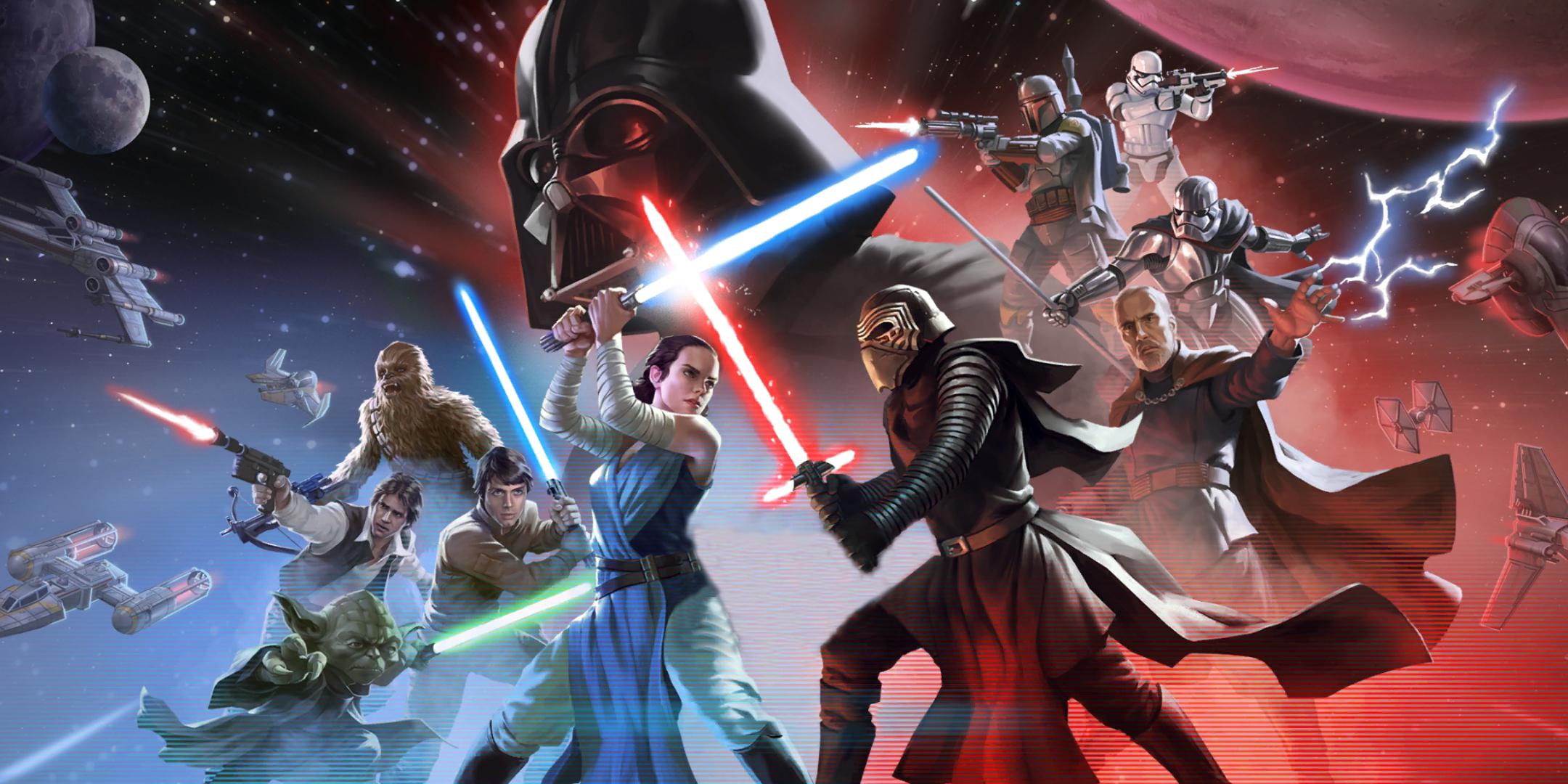 Star Wars Battlefront 2 Rise Of Skywalker , HD Wallpaper & Backgrounds