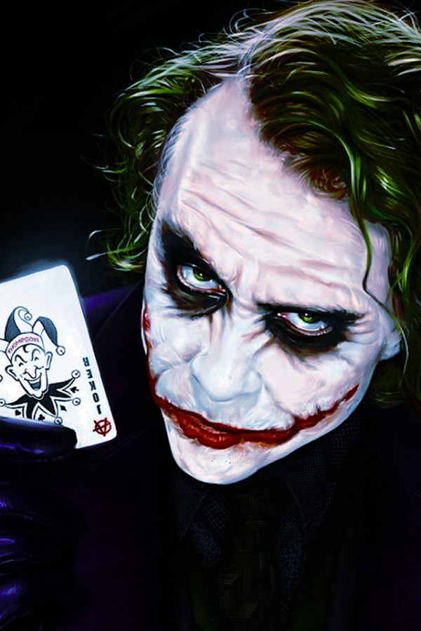 Iphone Hd Wallpapers Joker , HD Wallpaper & Backgrounds
