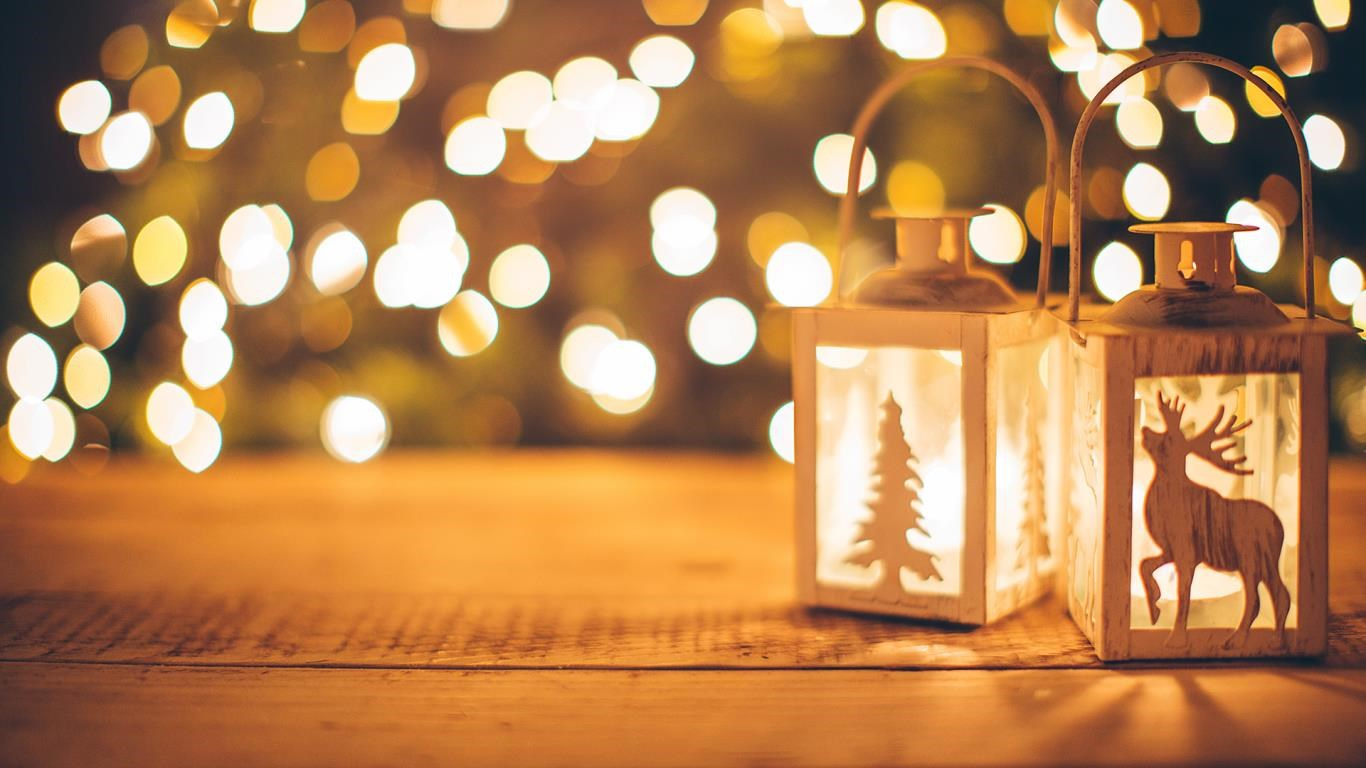 Candles Christmas , HD Wallpaper & Backgrounds