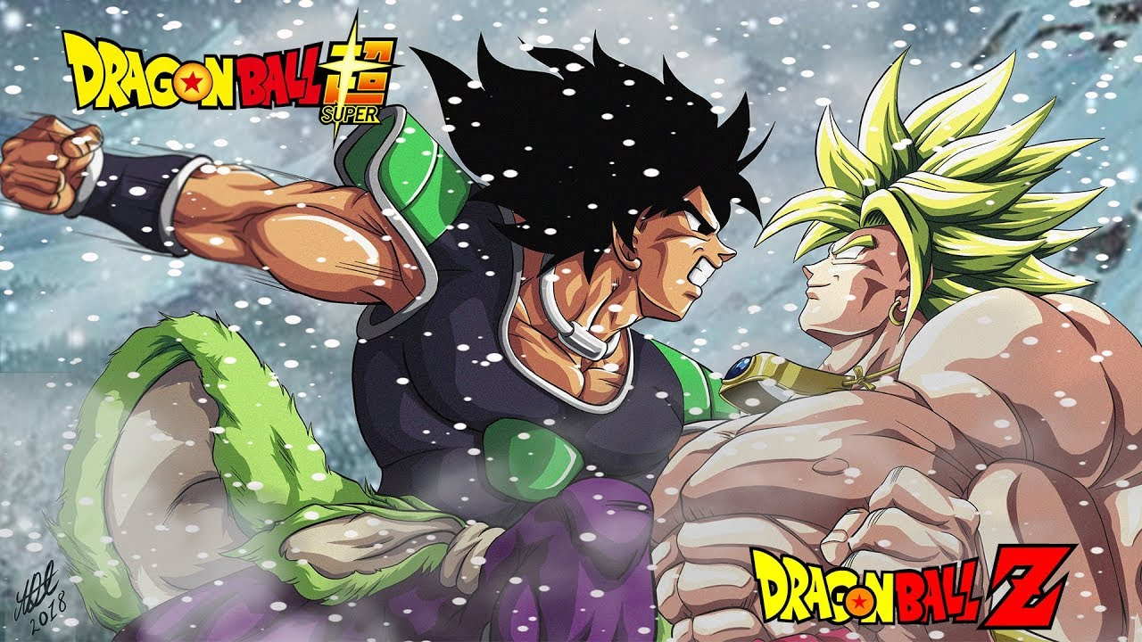 Broly Vs Super Broly 2980876 Hd Wallpaper Backgrounds Download