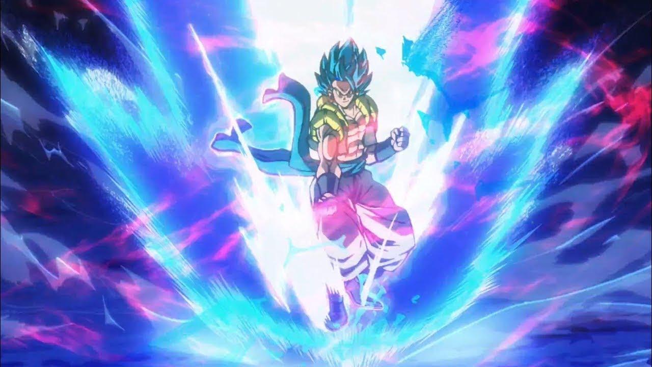 Dragon Ball Super Broly Gogeta Wallpaper Dragon Ball Super Gogeta Blue 2983004 Hd Wallpaper Backgrounds Download