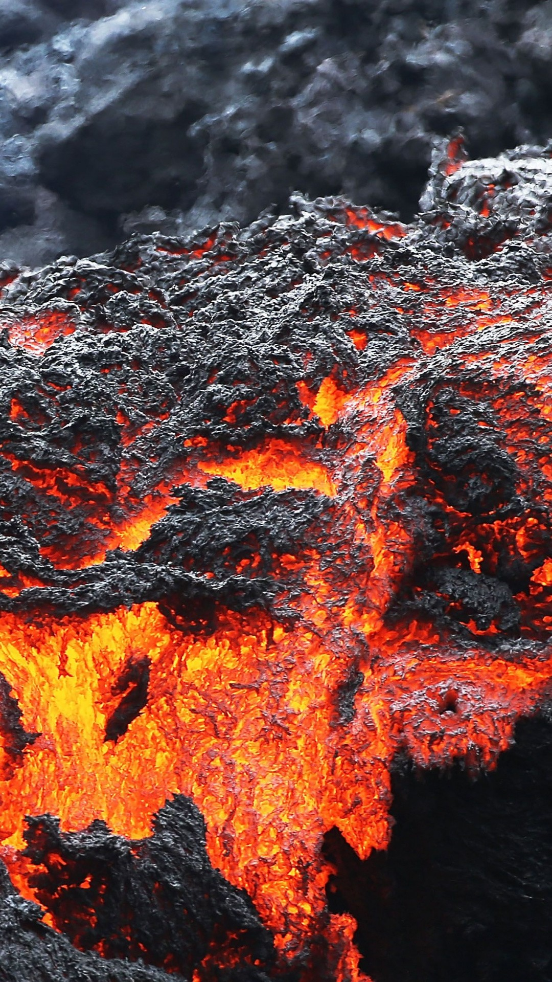 Geological Phenomenon Rock Water Red Lava Geology Volcano Latest News Hawaii 2983385 Hd Wallpaper Backgrounds Download