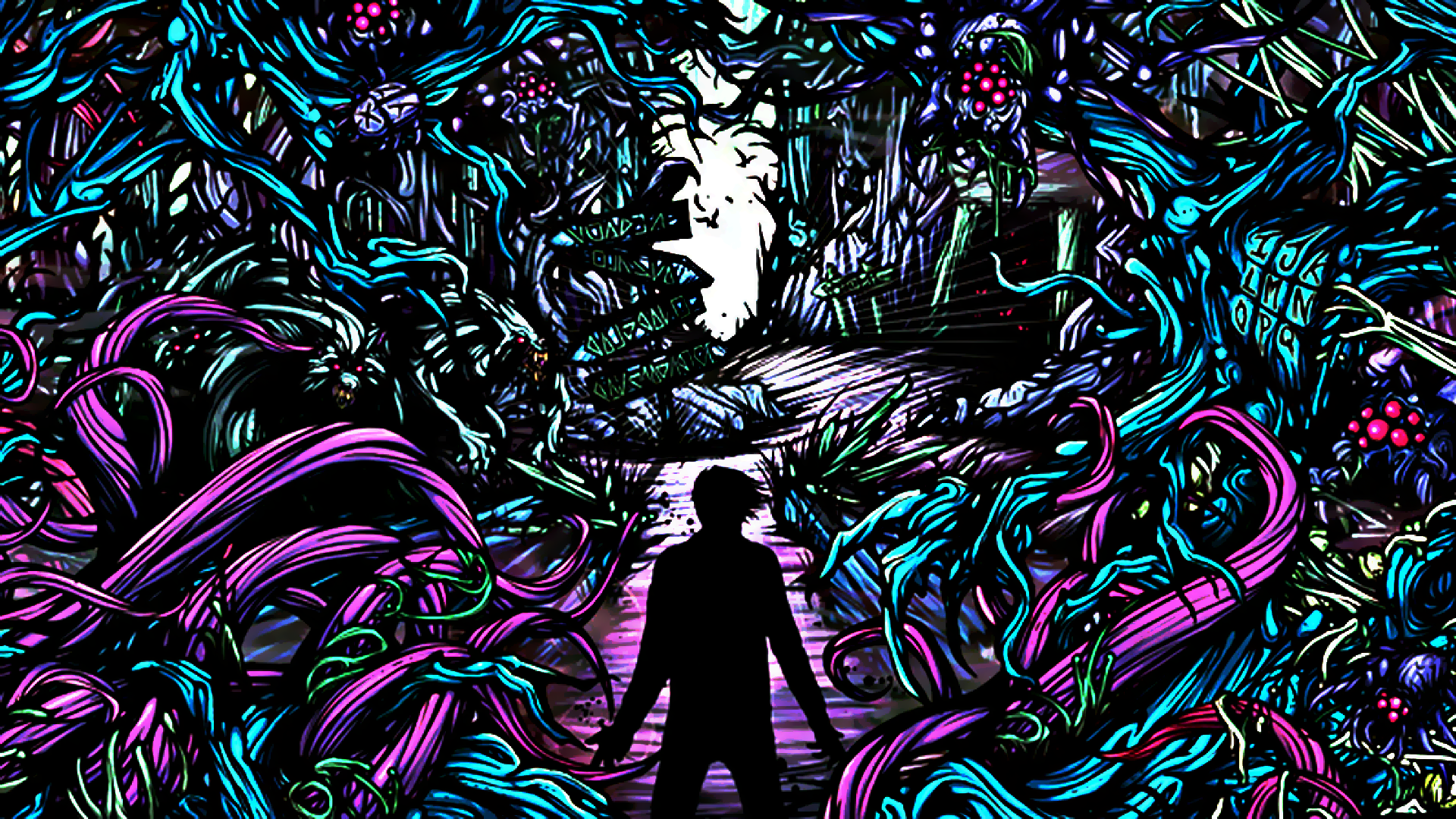 A Day To Remember Homesick Wallpaper - Bring Me The Horizon Wallpaper Pc , HD Wallpaper & Backgrounds