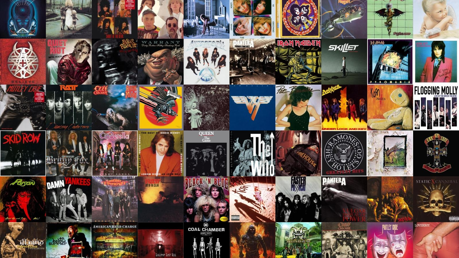 Classic Rock Album Covers Wallpaper Collage 2984333 Hd Wallpaper Backgrounds Download