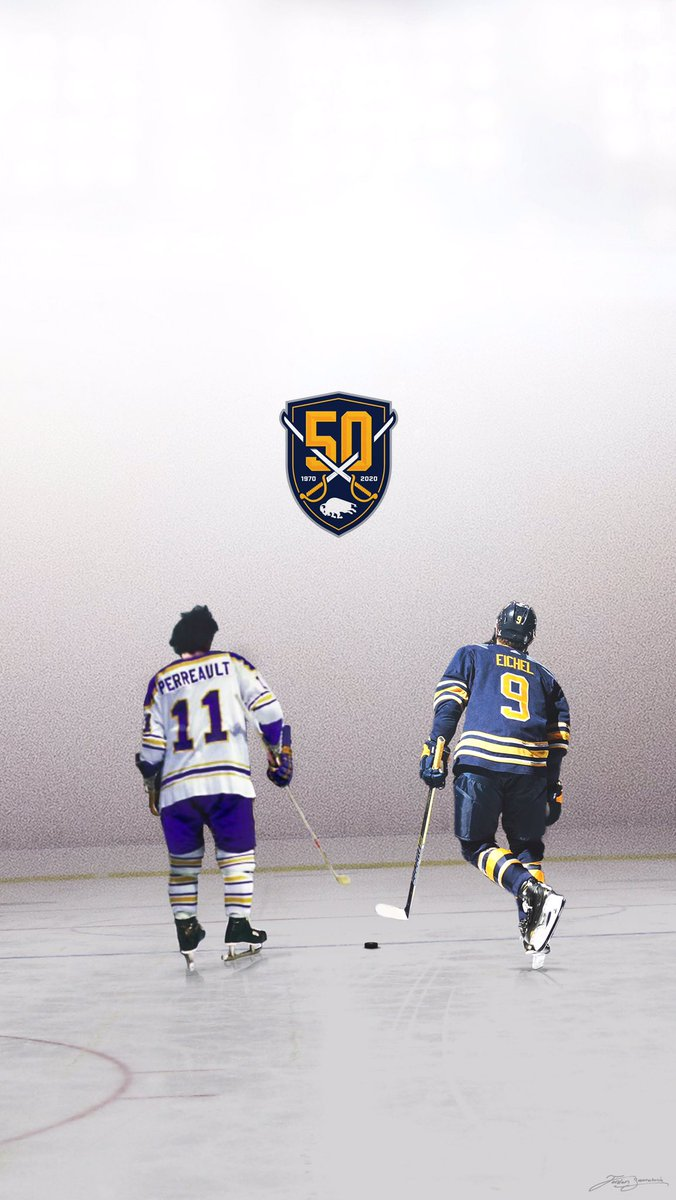 Buffalo Sabres 50th Anniversary , HD Wallpaper & Backgrounds
