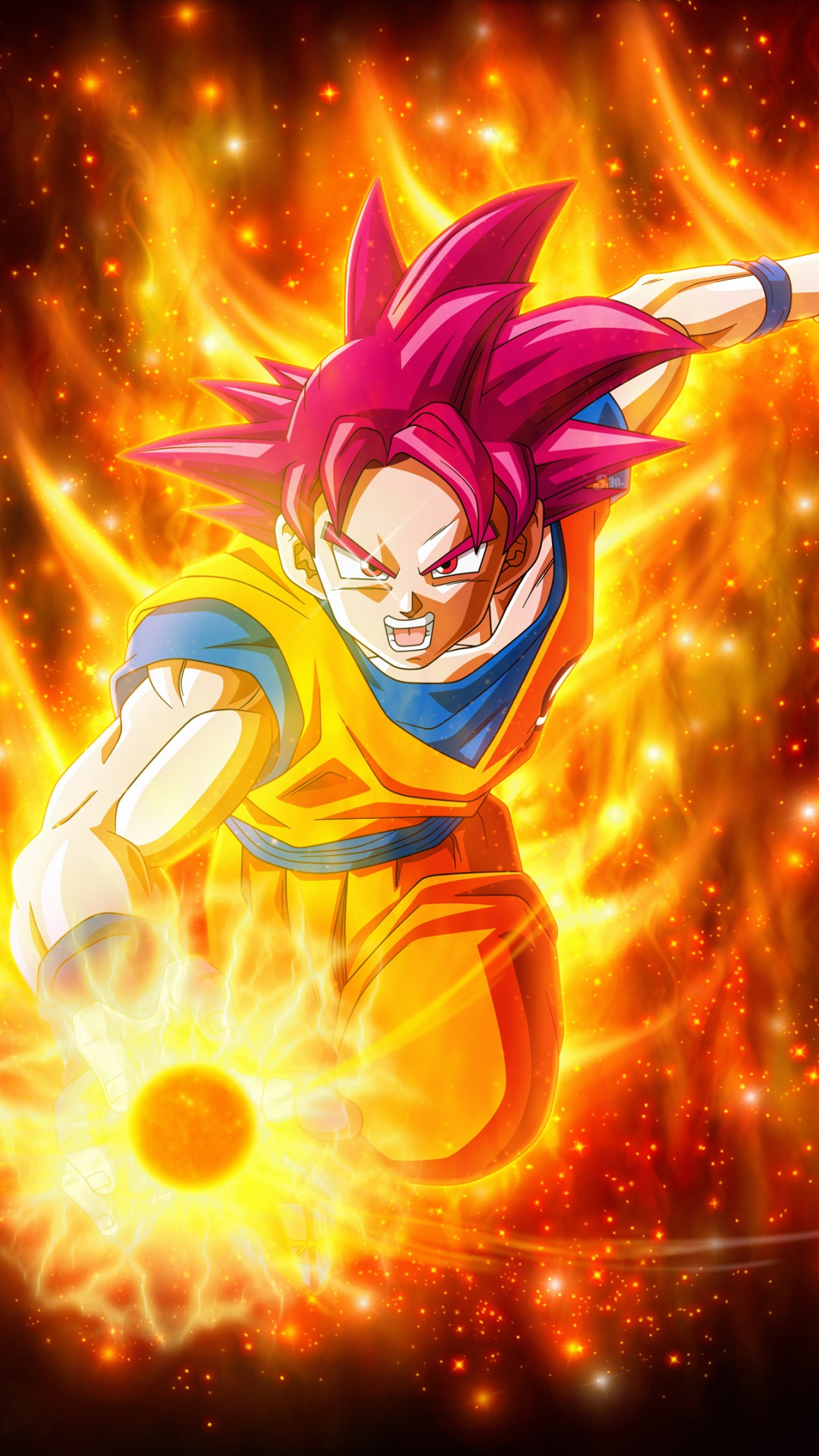 Super Saiyan Goku Dragon Ball Super Super 4k Iphone Iphone Dragon Ball Wallpaper 4k 2987558 Hd Wallpaper Backgrounds Download